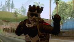 GTA 5 Online Male Skin для GTA San Andreas