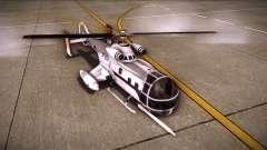 Skyranger The Bureau: XCOM Declassified для GTA San Andreas