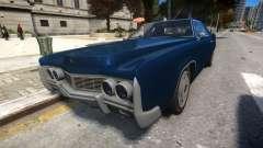 Albany Virgo V1.1 для GTA 4