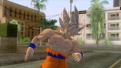 Skin Goku Instinto Superior Dominado для GTA San Andreas