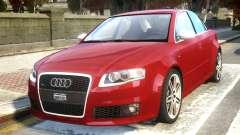 Audi RS4 v1.0 для GTA 4