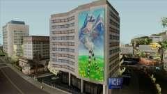 Hideri Kanzaki Billboard для GTA San Andreas