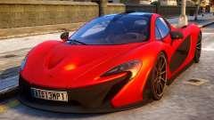 2013 McLaren P1 для GTA 4