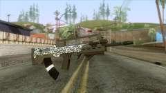The Doomsday Heist - Assault Rifle v1 для GTA San Andreas