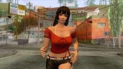 Dead Or Alive 5 - Naotora Skin для GTA San Andreas