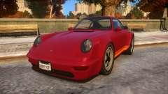 Pfister Comet Classic V1.1 для GTA 4