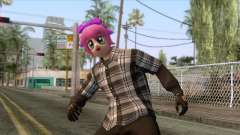 GTA Online - Kawaii Mask Skin 6 для GTA San Andreas