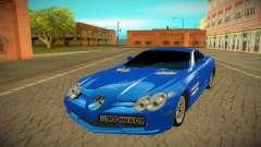 Mercedes-Benz SLR для GTA San Andreas