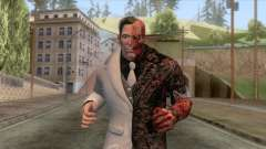 Batman Arkham City - Two-Face Skin для GTA San Andreas