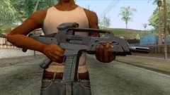 XM8 Compact Rifle Black для GTA San Andreas