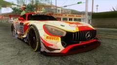 Mercedes-Benz AMG GT3 для GTA San Andreas