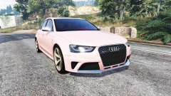 Audi RS 4 Avant (B8) 2013 [replace]