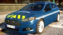 Ford CMax 2013 Gendarmerie Nationale