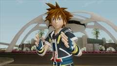 Kingdom Hearts 3 - Sora KH2 HD для GTA San Andreas