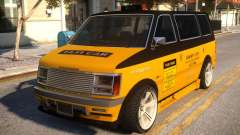 Moonbeam Taxi LC 2708 для GTA 4
