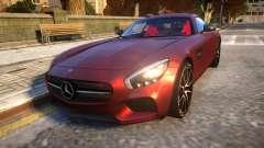 Mercedes-Benz AMG GT3 2016 Baku Version для GTA 4