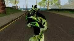 Insectoid Camo Alien Warrior для GTA San Andreas