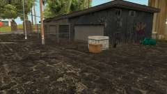 Jefferson Alley - Retextured для GTA San Andreas