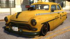 Quicksilver Windsor Taxi для GTA 4