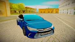 Toyota Camry Aqua для GTA San Andreas