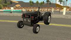 BTR Tractor для GTA San Andreas