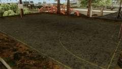 Basketball Court Retextured для GTA San Andreas