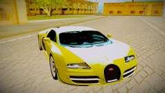 Bugatti Veyron для GTA San Andreas