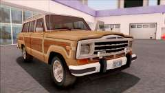 Jeep Grand Wagoneer 1991 для GTA San Andreas
