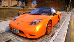 2004 Acura NSX NA2 для GTA 4