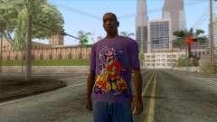 Shantae T-Shirt 2 для GTA San Andreas