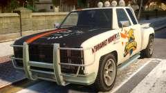 Bobcat Super 4X4 для GTA 4