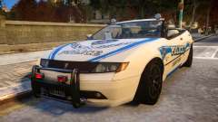 COP CAR DFF8 V.5 SX для GTA 4