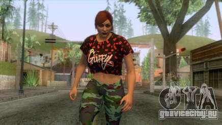 GTA Online - Skin Random 6 для GTA San Andreas