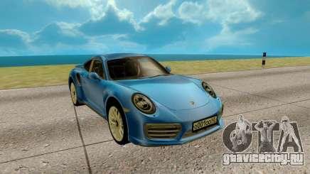 Porsche 911 Turbo S для GTA San Andreas