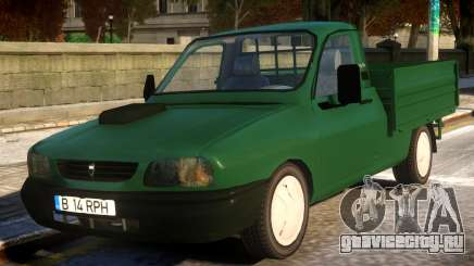 Dacia Drop-Side для GTA 4