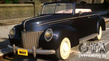 Ford DeLuxe Convertible 39 для GTA 4