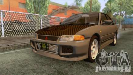 Mitsubishi Lancer Evolution III для GTA San Andreas