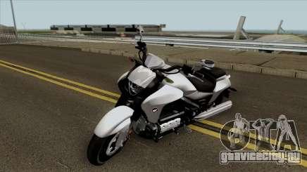 Honda Valkyrie GL1800C 2015 для GTA San Andreas
