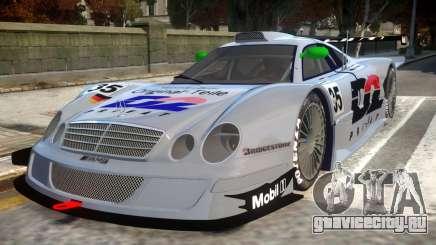 1998 Mercedes-Benz CLK LM для GTA 4