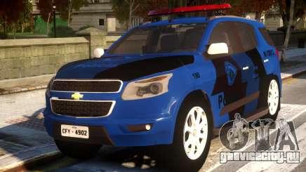 Chevrolet Trailblazer 2015 для GTA 4