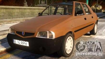 Dacia Solenza Plastic для GTA 4