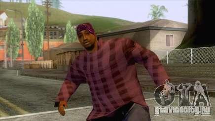 Zlobinez Skin 1 для GTA San Andreas