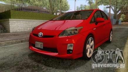 Toyota Prius 2010 для GTA San Andreas