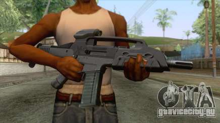 XM8 Compact Rifle Black для GTA San Andreas