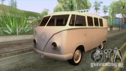 Volkswagen Microbus 1953 для GTA San Andreas