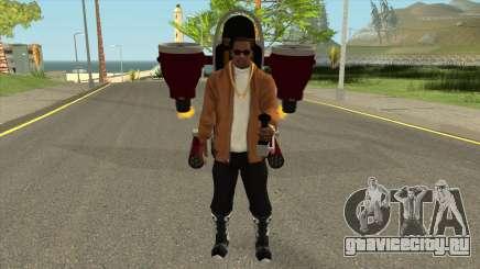 Jetpack Mammoth Thruster V2 GTA V для GTA San Andreas