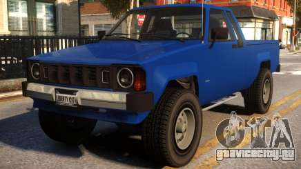 Karin Rebel 4x4 V3.0 для GTA 4
