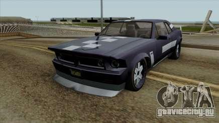 GTA V Declasse Tampa Evo для GTA San Andreas