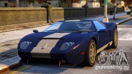 Improved Vapid Bullet GT для GTA 4