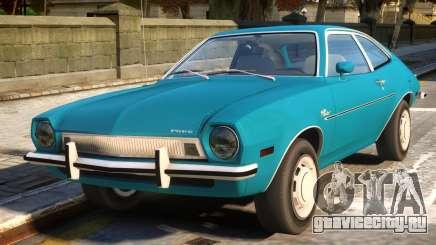 1971 Ford Pinto v1.0 для GTA 4